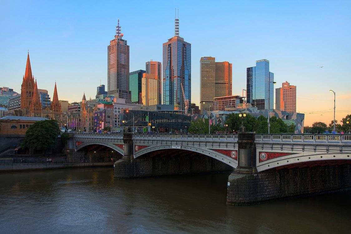 australia-melbourne